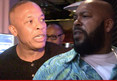 Suge Knight -- Beef Between Dr. Dre and Suge Sparked Fatal Hit an
