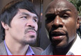 Mayweather Vs. Pacquiao -- DEAL DONE .