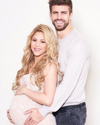 Shakira Welcomes Second Baby Boy With Gerard Pique -- Find Out His Name!