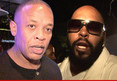 Dr. Dre -- Suge's Full of It ... I Never Asked for a Peace Summit
