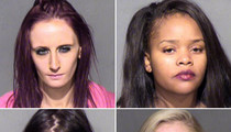 Super Bowl Week -- Prostitution Crackdown ... Around Big Game