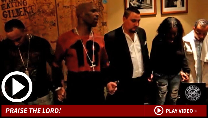 DMX Praying Video