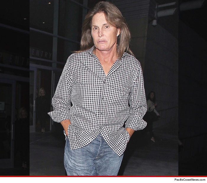 Bruce Jenner Becoming a Woman … Decision Made More than a Year Ago