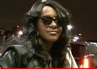 Bobbi Kristina Brown -- Found Unconscious in Bathtub ... Revived But Still in Danger