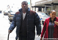 Tracy Morgan -- Long Hard Recovery