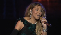 Mariah Carey -- PAINFUL Lip Syncing Fail (VIDEO)