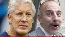 Pete Carroll -- Sitting Down with Matt Lauer ... I'll Explain Myself On 'Today'