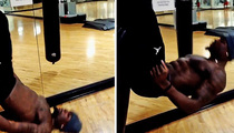 Dez Bryant -- Can You Stomach My Insane Ab Workout?