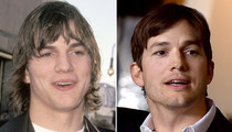 Ashton Kutcher: Good Genes or Good Docs?!