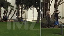 Justin Bieber -- Grade A in Egging Probation