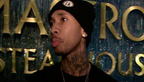 Tyga Targeted by Burglar Who Made Perfect Getaway