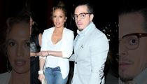 Jennifer Lopez -- On the Down Low Again with Casper Smart