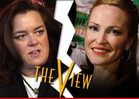 Rosie O'Donnell -- Breaks Up With Her Wife ... and 'The View'