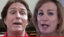 Bruce Jenner -- Blanches at Transgender Criticism ... My Journey is Not About Money!