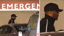 Bobbi Kristina -- Hospital Visit From Tyler Perry