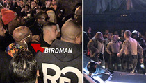 Birdman -- DENIED at Nicki Minaj Pre-Grammy Party