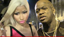 Nicki Minaj -- I Didn't Block Birdman From Party ... Staying Neutral in Lil Wayne Beef