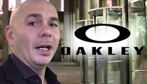 Pitbull Sues Oakley for Shady Sunglasses Deal