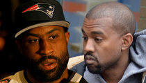 Super Bowl Champ Brandon Browner -- RIPS Kanye West ... 'He's A Sucka'
