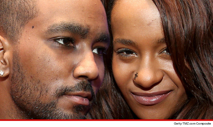 Nick Gordon Bobbi Kristina Hospital Visit