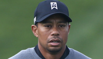 Tiger Woods -- MY GOLF GAME SUCKS ... I'm Taking a Break