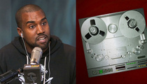 Kanye West -- Hell Is Gonna Get Really Cold ... Thanks to Taylor Swift