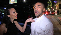 NFL's Orlando Scandrick -- Shoots Down Wedding In Cowboys Stadium