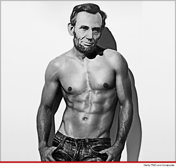 10 Sexy Photos To Ensure Abraham Lincoln As Your Mcm This