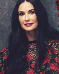 Demi Moore Stuns In Rare Photo Shoot With Harper's Bazaar!