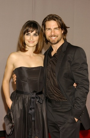 Penelope Cruz & Tom Cruise -- Before The Split