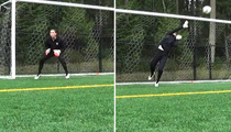 Hope Solo -- Yeah, I'm Suspended, But ... I'm Still Ballin' Out!!