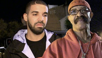 Drake's Dad -- If You're Reading This ... I Crashed My Car