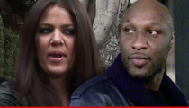 Khloe Kardashian -- I Want Nothing To Do With Lamar Odom, BUT ...
