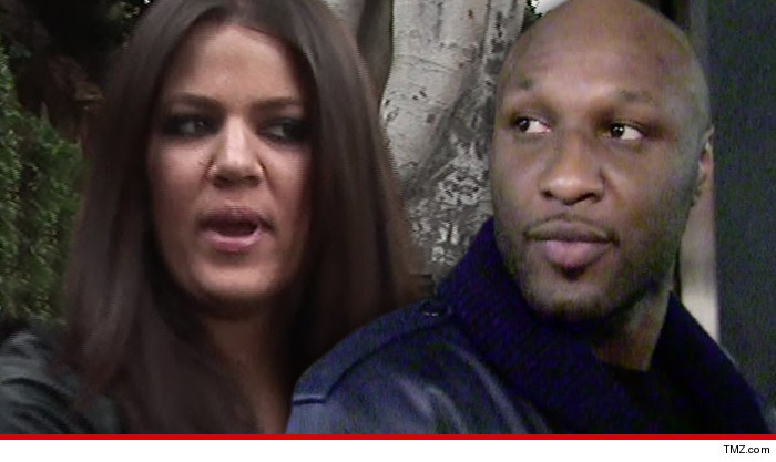 Khloe Kardashian Back With Lamar Odom