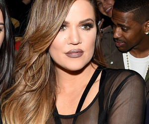 Khloe Kardashian Flaunts Major Cleavage at Kanye's Show -- Is She Back With French?!