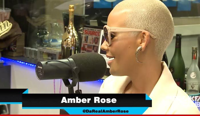 Amber Rose James Hardens My Valentine We Might