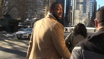 Dwyane Wade -- I'm Taking Gabrielle to 'Fifty Shades' ... I Wanna Learn Something!!