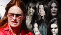 Bruce Jenner to Daughters -- Please Shut Up About My Sex Change
