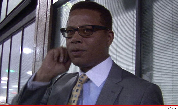 Terrence Howard Ex Wife Death Threats
