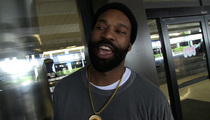 The Game -- You're Not NBA Material ... Says Baron Davis