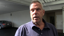 NY Giants Co-Owner Steve Tisch -- No MMA For My Players ... 'Risk Is Too High'