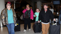Honey Boo Boo -- Here She Comes Again ... But There's a Speed Bump