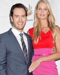 Mark-Paul Gosselaar Welcomes Baby Girl With Catriona McGinn -- See Her Interesting Name!