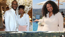 Tyler Perry Presents: The Most Awesome Christening Ever ... With Oprah!