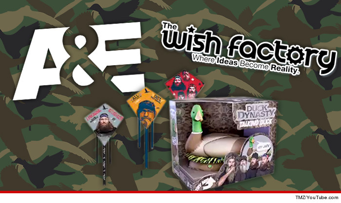 Duck Dynasty Toys Sues