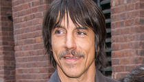 Anthony Kiedis Steps Out With New 20-Something Model Girlfriend