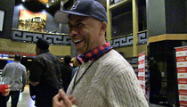 Russell Simmons -- Geraldo Rivera's an Attention Whore ... Who Hasn't Done S**t to Help Black People