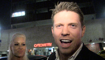 The Miz -- When Thespians Attack ... I'm a Better Actor Than The Rock