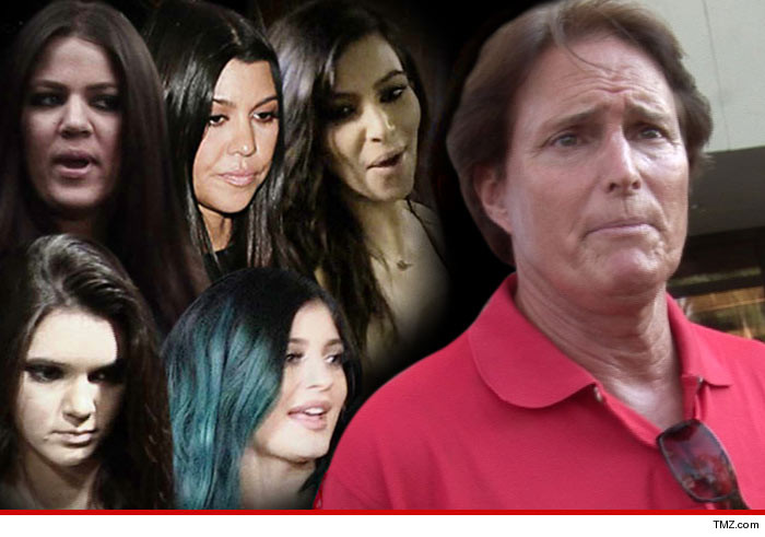 Keeping Up With The Kardashians Bruce Jenner Absent
