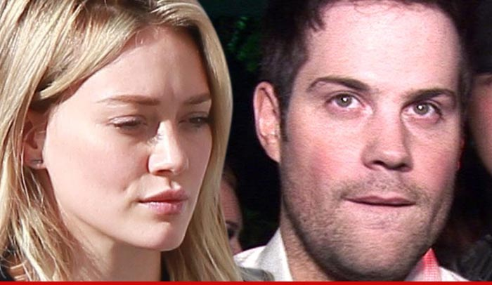 Hilary Duff Divorce